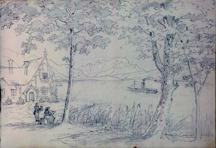 Loch Lomond August 1829