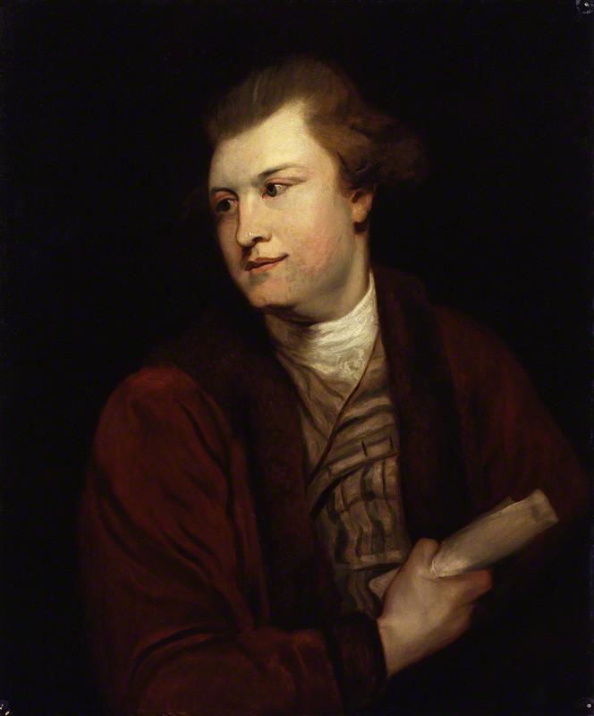James Macpherson (1736-1796), oil on canvas, after Sir Joshua Reynolds